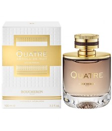 Boucheron Quatre Absolu De Nuit For Women Edp 100ml