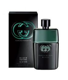 Tester-Gucci Guilty Black for Men Edt 90ml