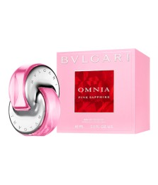 Bvlgari Omnia Pink Sapphier For Women Edt 65ml