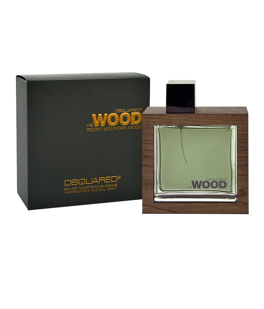 Dsquare He Wood Rocky Mountaint Wood For Men Edt 100ml