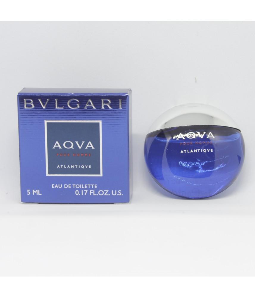 Miniature-Bvlgari Aqva Atlantiqve For Men Edt 5ml