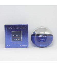 Travel-Size Bvlgari Aqva Atlantiqve For Men 15ml