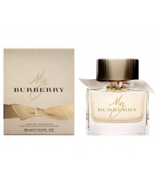 Burberry My Burberry For Women Edt 90ml