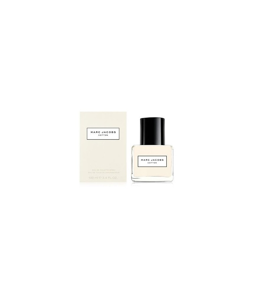 Tester-Marc Jacobs Cotton For Women Edt 100ml - [Ada Tutup]