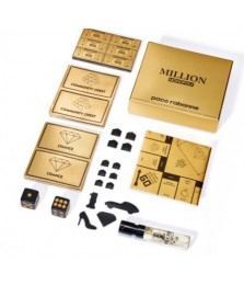 Miniature-Paco Rabbane 1 Million Monopoly Edition For Women Edp 1.5ml
