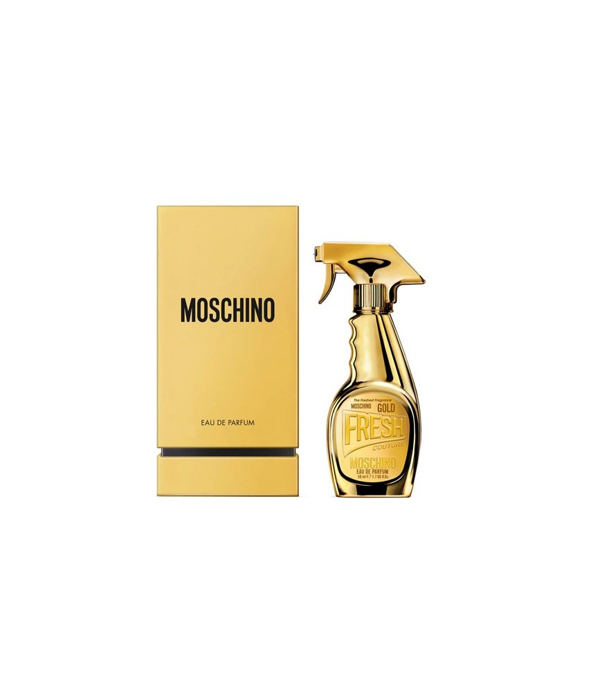 Moschino Fresh Couture Gold For Women Edp 100ml
