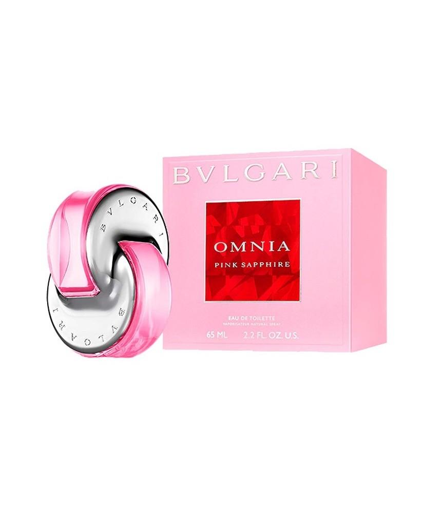 Tester-Bvlgari Omnia Pink Sapphire For Women Edt 65ml - [Ada Tutup]