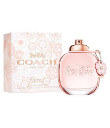 Coach New York Floral For Women Edp 90ml