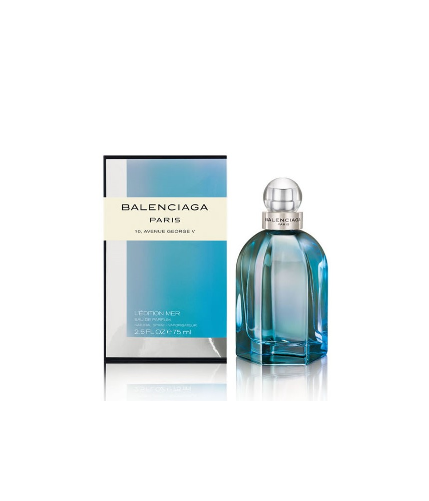 Balenciaga Paris L'Edition Mer For Women Edp 75ml