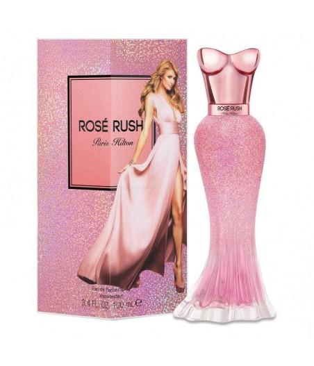 Tester-Paris Hilton Rose Rush For Women Edp 100ml - [Ada Tutup]