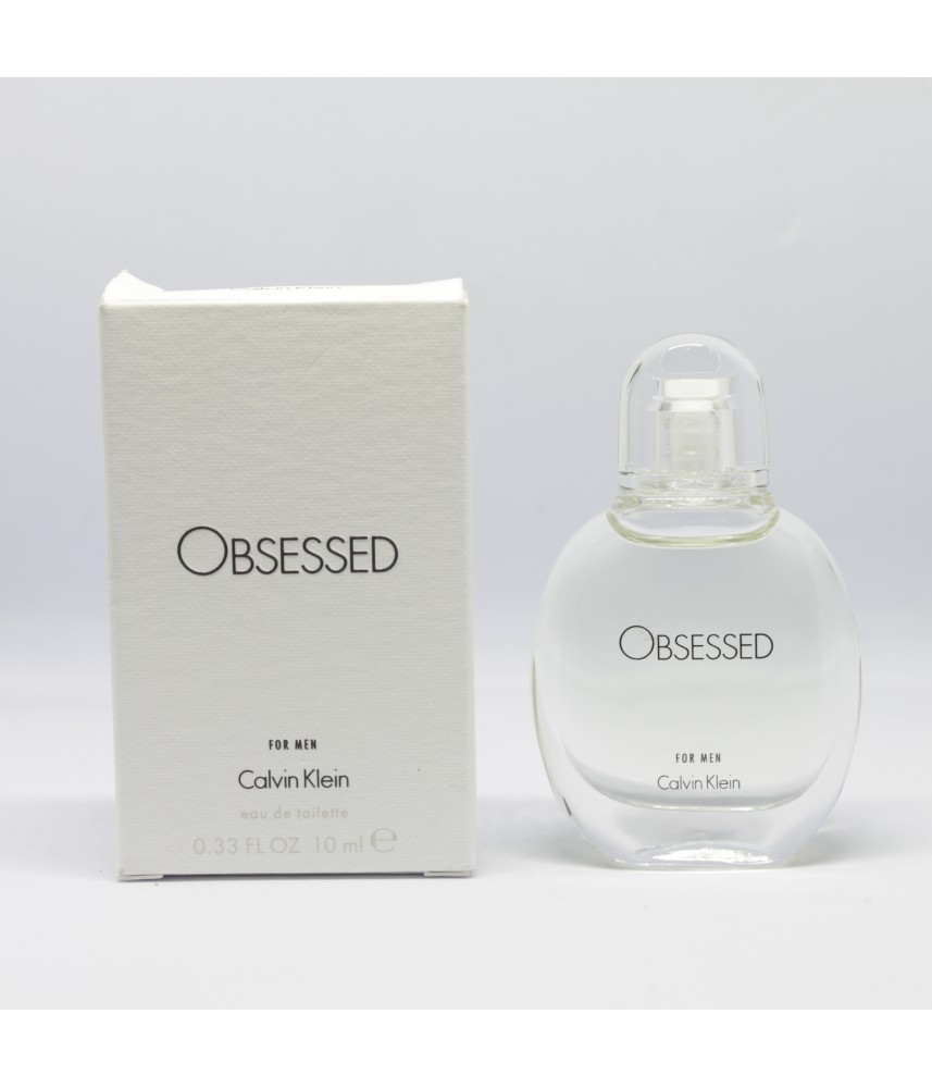 Miniature Calvin Klein Obsessed For Men Edt 10ml