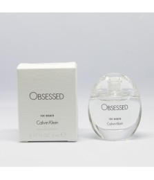 Miniature Calvin Klein Obsessed For Women Edp 5ml