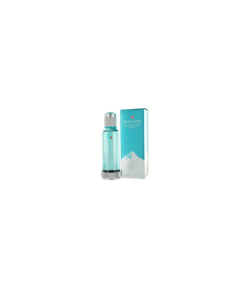 Swiss Army Mountain Water For Women Edt 100ml