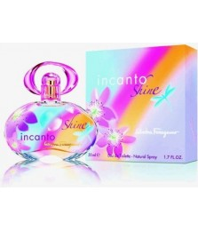 Tester-Salvatore Ferragamo Incanto Shine For Women Edt 100ml