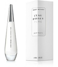 Travel-Size Issey Miyake L'Eau D'issey Pure For Women Edt 10ml
