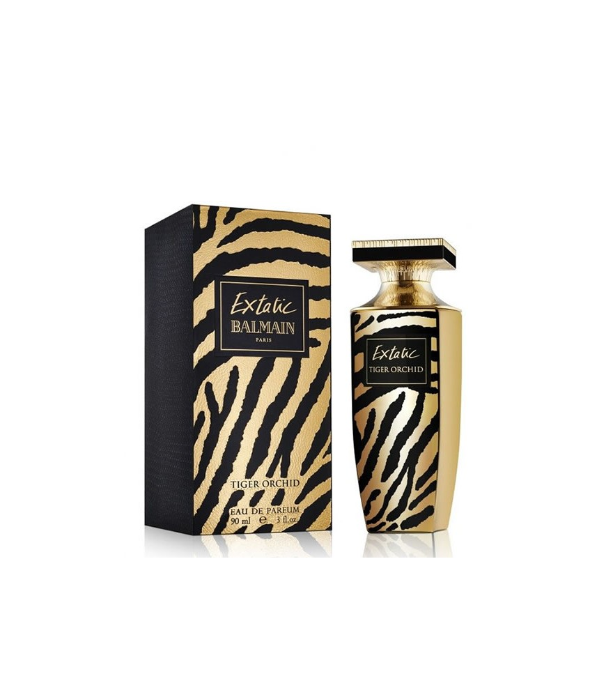 Balmain Extatic Tiger Orchid For Women Edp 90ml