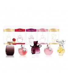 Miniature-Set Nina Ricci Edition For Women 5pcs x 4ml (9085)