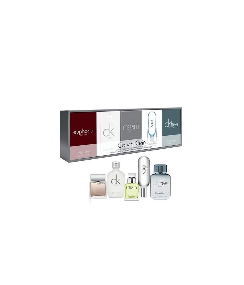 Miniature-Set Calvin Klein Edition For Men 5pcs x 10ml (4865)