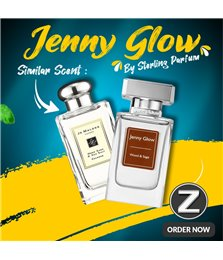Jenny Glow Wood Sage & Sea Salt For Women Edp 80ml