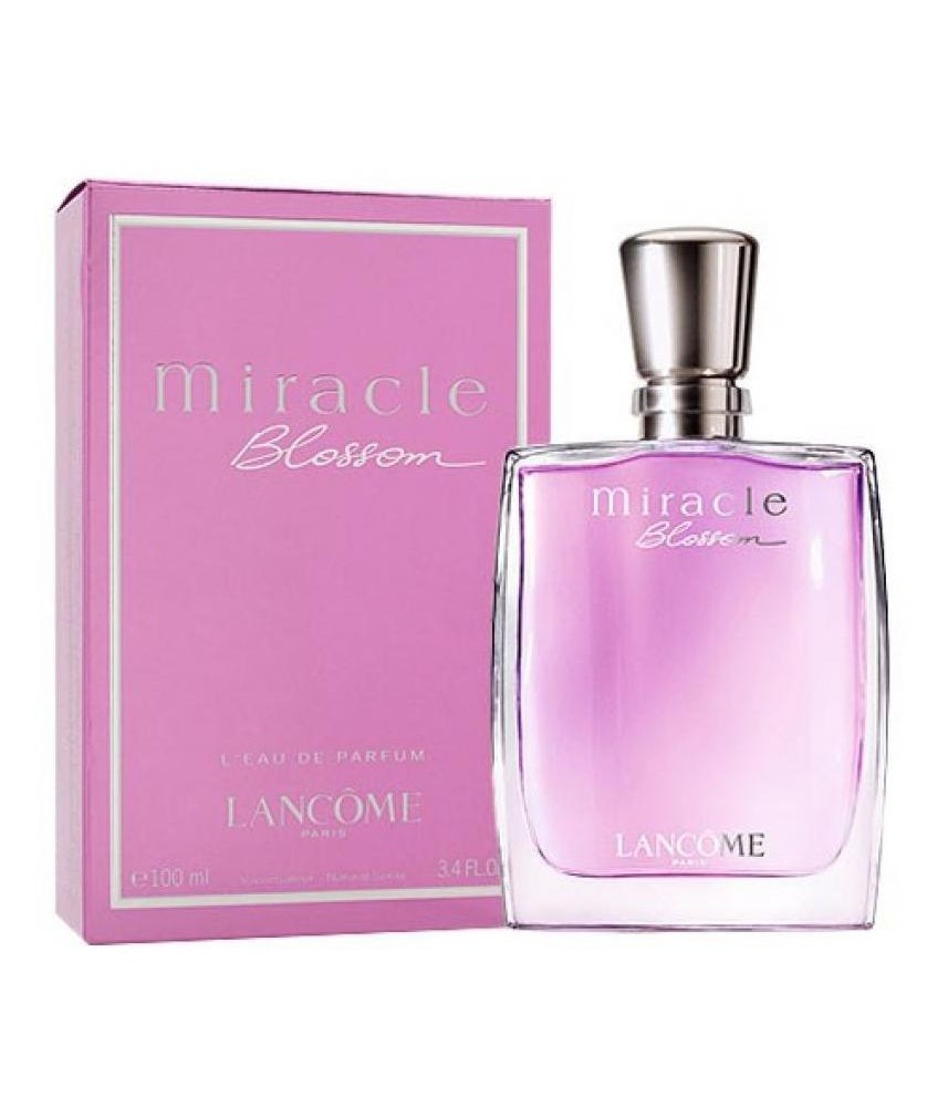 Lancome Miracle Blossom For Women Edp 100ml