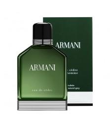 Tester-Giorgio Armani Pour Homme Eau De Cedre For Men Edt 100ml - [Ada Tutup]