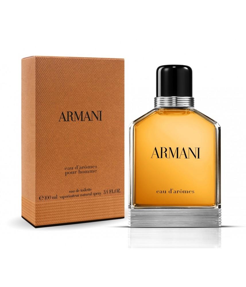 Tester-Giorgio Armani Pour Homme Eau D'Aromes For Men Edt 100ml - [Ada Tutup]