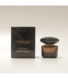 Miniature-Versace Crystal Noir For Women Edt 5ml