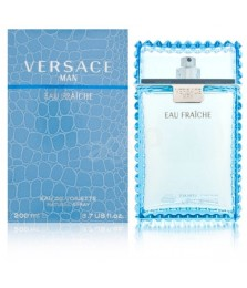 Versace Eau Fraiche For Men Edt 200ml - [BIG SIZE]