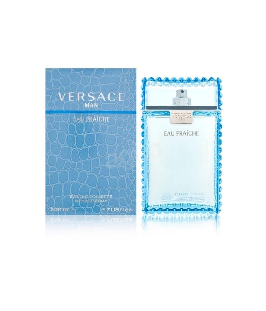 Versace Eau Fraiche For Men Edt 200ml - [BIG SIZE]