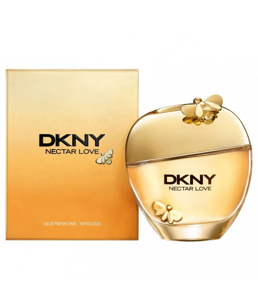 Tester-DKNY Nectar Love For Women Edp 100ml - [Ada Tutup]