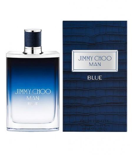 Tester-Jimmy Choo Man Blue For Men Edt 100ml - [Ada Tutup]