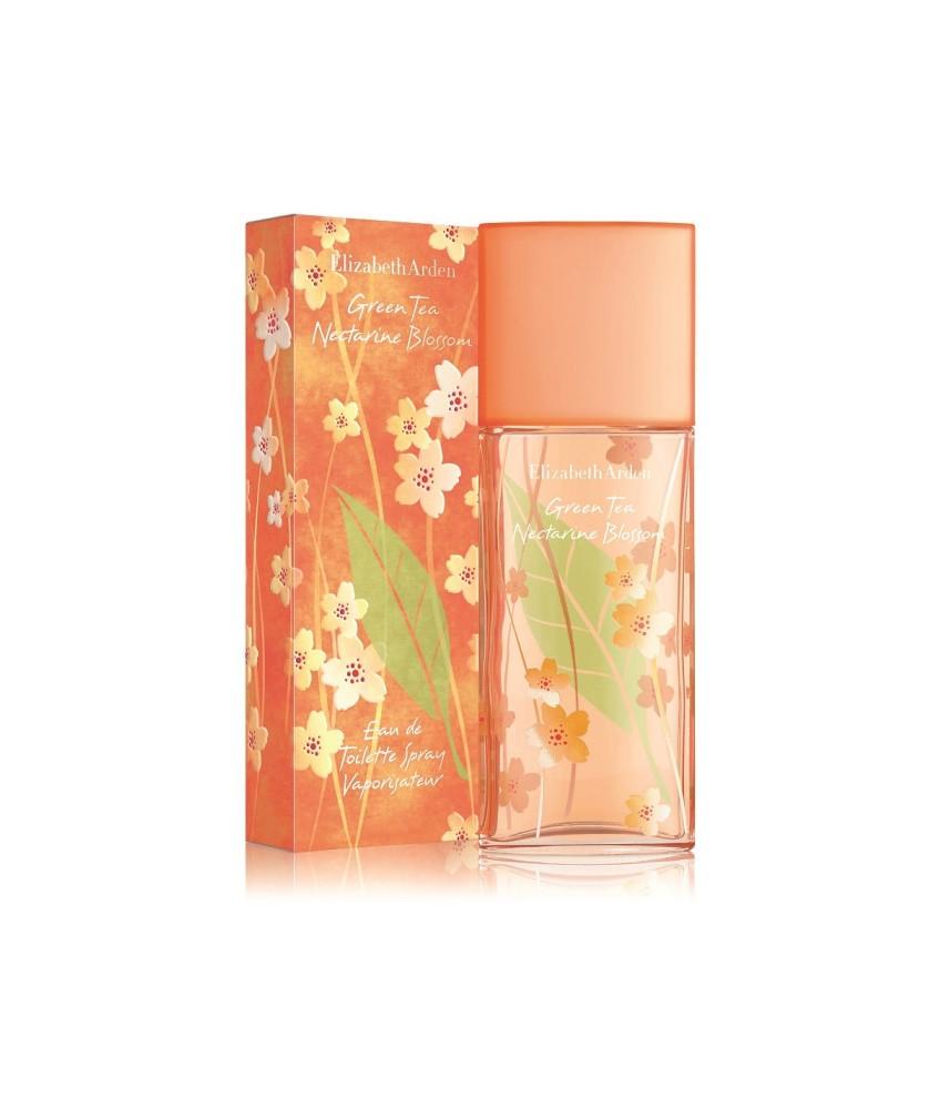 Elizabeth Arden Green Tea Nectarine Blossom For Women Edt 100ml