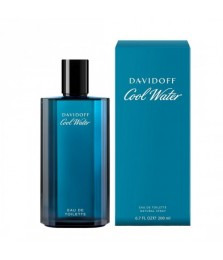 Davidoff Coolwater For Men Edt 200ml - [BIG SIZE]
