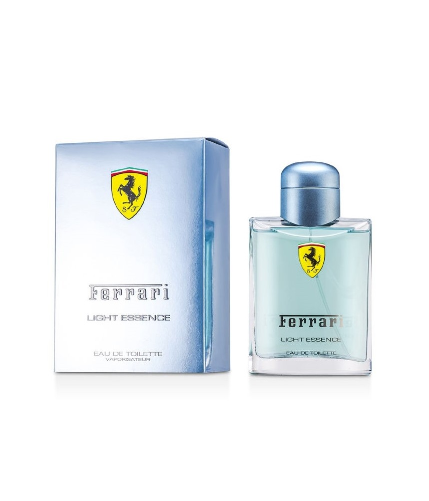 Ferrari Scuderia Light Essence For Men Edt 125ml