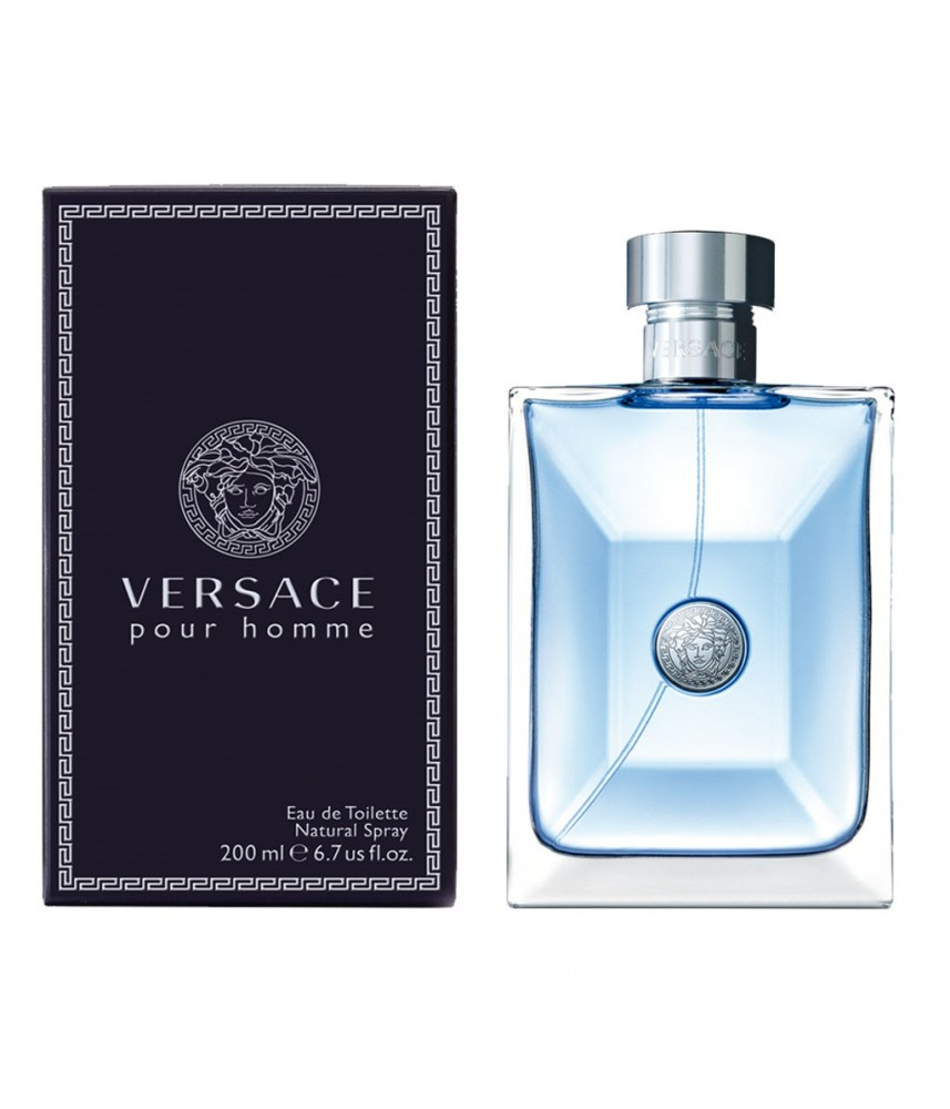 Versace Pour Homme For Men Edt 200ml -  (BIG SIZE)