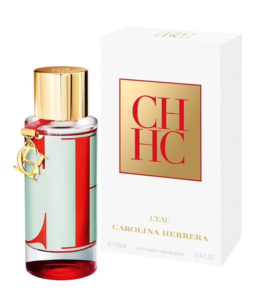 Carolina Herrera CH L'eau 2017 For Women Edt 100ml