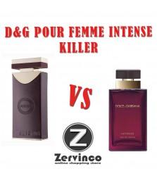 Armaf Italiano Donna For Women Edp 100ml - D&G Pour Femme Intense