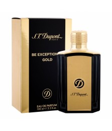 ST.Dupont Be Exceptional Gold For Men Edp 100ml