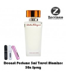 Decant-Salvatore Feragammo Tuscan Soul For Unisex Edt 5ml