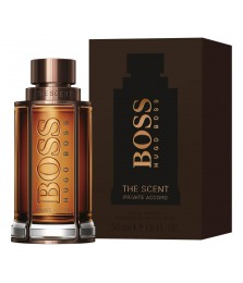 Tester-Hugo Boss The Scent Private Accord For Men Edt 100ml