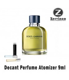Decant-Dolce Gabbana Pour Homme For Men Edt 9ml