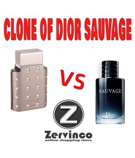 Flavia Zolo For Men Edp 100ml - Dior Sauvage Clone