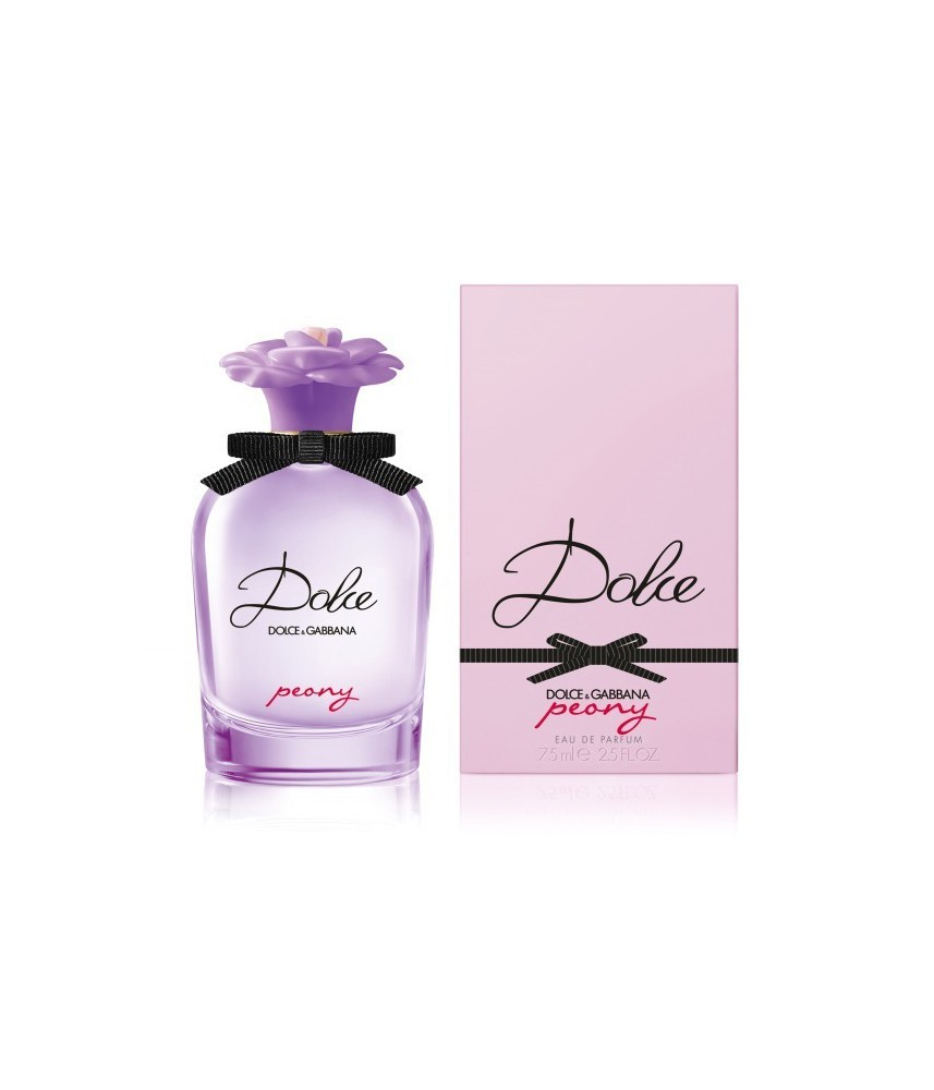 Tester-Dolce & Gabbana Dolce Peony For Women Edp 75ml - [Ada Tutup]