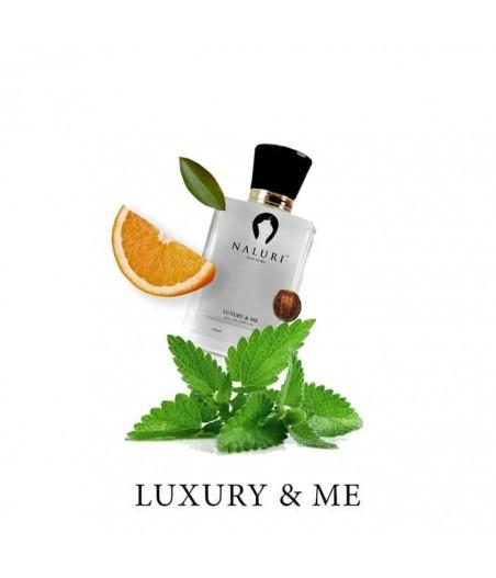 Naluri Luxury & Me For Men Edp 100ml - Clone of Carolina Herrera 212 men