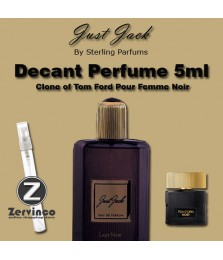 Decant-Just Jack Lady Noir For Women Edp 5ml