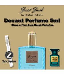 Decant-Just Jack Neroli For Unisex Edp 5ml