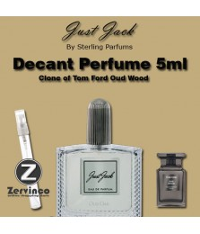 Decant-Just Jack Oud Oak For Unisex Edp 5ml