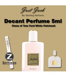 Decant-Just Jack Patchouli For Unisex Edp 5ml