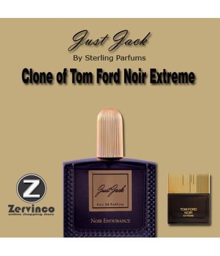Just Jack Noir Endurance For Men Edp 100ml