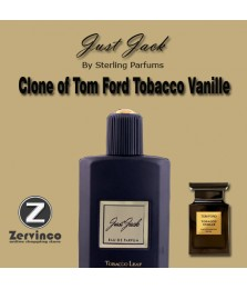 Just Jack Tobacco Leaf For Unisex Edp 100ml